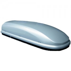 Autobox Neumann S-line - stříbrná metalíza