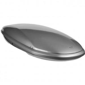Autobox Neumann Eldorado - stříbrná lesklá