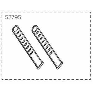 Nožní popruhy Thule 52795