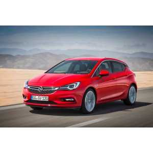 Příčníky Thule WingBar Opel Astra 2016-