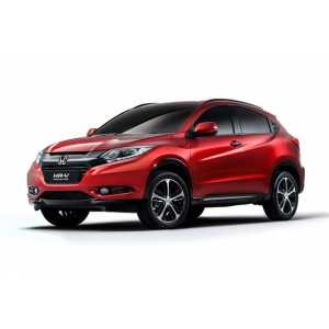 Příčníky Thule Honda Vezel 2014- s integrovanými podélníky