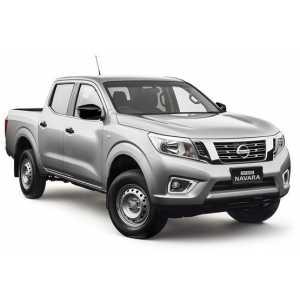 Příčníky Thule Nissan Navara Double Cab 2015-