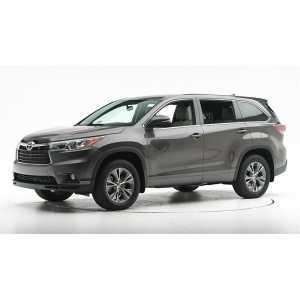 Příčníky Thule Toyota Highlander 2014-