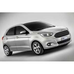 Příčníky Thule Ford Ka hatchback 2014-