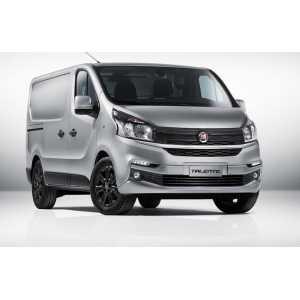 Příčníky Thule WingBar Fiat Talento van 2016- s pevnými body