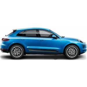 Příčníky Thule WingBar Porsche Macan SUV 2014-