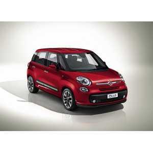 Příčníky Thule Fiat 500L 2012-
