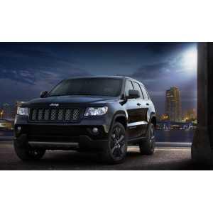 Příčníky Thule Jeep Grand Cherokee SUV 2011-