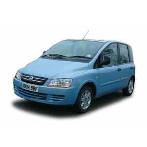 Příčníky Thule WingBar Fiat Multipla MPV 1999-2010