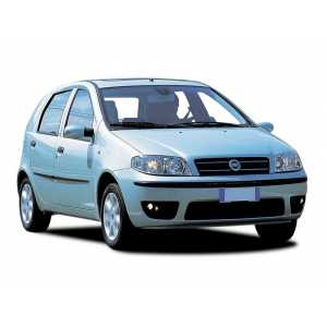 Příčníky Thule WingBar Fiat Punto 5dv. Hatchback 1999-2011