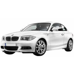 Příčníky Thule BMW 1 E81 F20 Coupé 2007-