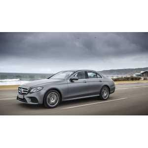 Příčníky Thule Mercedes-Benz E-Class W213 Sedan 2016- s pevnými body