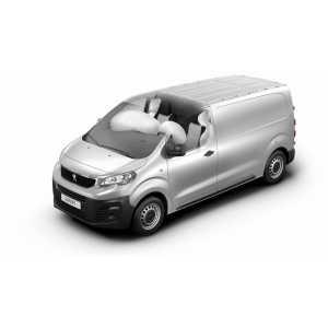 Příčníky Thule Peugeot Expert Van 2016- s pevnými body