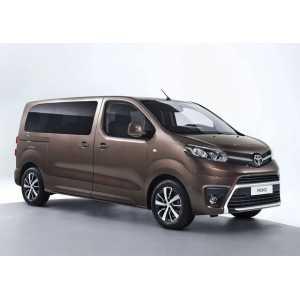 Příčníky Thule Toyota ProAce Van 2016- s pevnými body