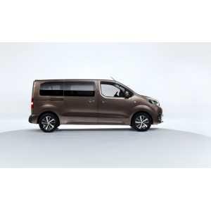 Příčníky Thule WingBar Toyota ProAce Verso Bus 2016- s pevnými body
