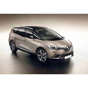 Příčníky Thule Renault Grand Scénic MPV 2017- s integrovanými podélníky