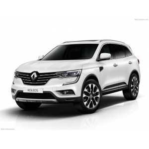 Příčníky Thule Renault Koleos SUV 2017- s integrovanými podélníky