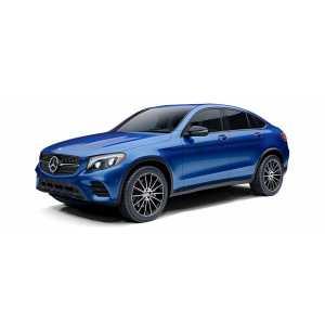 Příčníky Thule Mercedes-Benz GLC Coupe 2017- s pevnými body