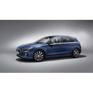 Příčníky Thule Hyundai i30 Hatchback 2017-
