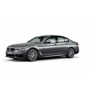 Příčníky Thule BMW 5 Sedan G30 2017- s pevnými body