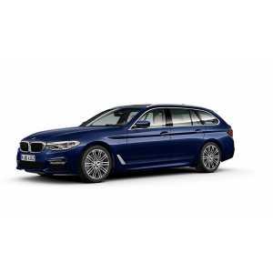 Příčníky Thule BMW 5 Touring G31 2017- s integrovanými podélníky