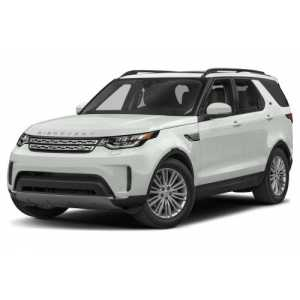 Příčníky Thule Land Rover Discovery V 2017- s integrovanými podélníky