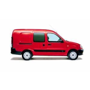 Příčníky Thule Renault Kangoo 1997-2007 s pevnými body
