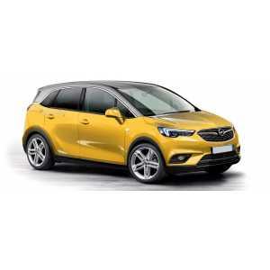 Příčníky Thule WingBar Opel Crossland X SUV 2017- bez podélníků