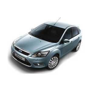 Příčníky Thule WingBar Ford Focus III hatchback 2011-