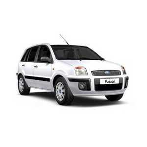 Příčníky Thule WingBar Ford Fusion 2002-2005