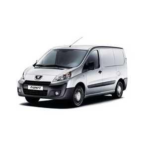Příčníky Thule Peugeot Expert VAN 2007-2016 s pevnými body