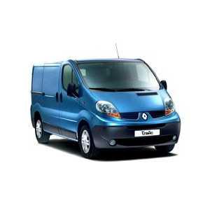 Příčníky Thule Renault Trafic VAN 2001-2014 s pevnými body