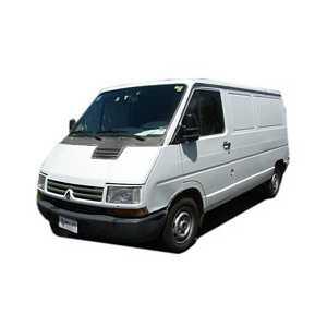 Příčníky Thule Renault Trafic VAN 1981-2000