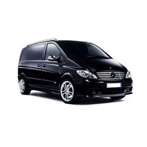 Příčníky Thule Mercedes-Benz Vito 2004-2014