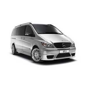 Příčníky Thule WingBar Mercedes-Benz Viano 2004-2014
