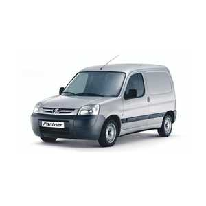 Příčníky Thule Peugeot Partner 1997-2008
