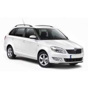 Příčníky Thule Škoda Fabia II Combi 2008-2014 s podélníky