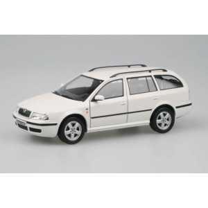 Příčníky Thule WingBar Škoda Octavia I Combi 1996-2004 s podélníky
