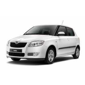 Příčníky Thule Škoda Fabia II 2007-2014