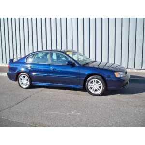 Příčníky Thule Subaru Legacy sedan 2004-2009