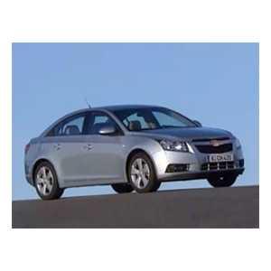 Příčníky Thule Chevrolet Cruze sedan 2008-