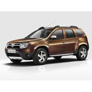 Příčníky Thule Dacia Duster SUV 2010-2014
