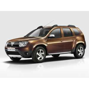 Příčníky Thule WingBar Dacia Duster SUV 2010-2014