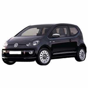 Příčníky Thule VW Up! 2012-