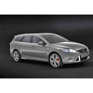Příčníky Thule Ford Mondeo Combi IV 2012-2014 s integrovanými podélníky