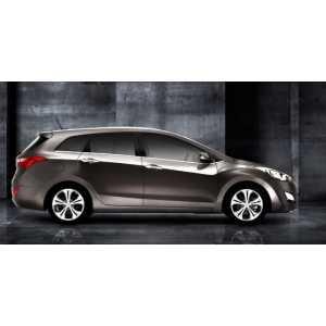 Příčníky Thule Hyundai i30 CW kombi 2007-2011