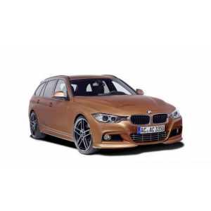 Příčníky Thule BMW 3 Touring F31 2012- s integrovanými podélníky