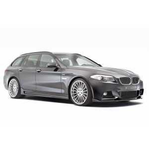 Příčníky Thule BMW 5 Touring F11 2010-2017 s integrovanými podélníky