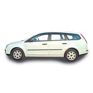 Příčníky Thule Ford Focus II Combi 2005-2011 s pevnými body