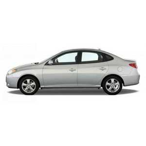 Příčníky Thule WingBar Hyundai Elantra 2006-2010